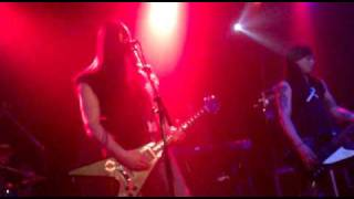 Poisonblack - Sun Shines Black (Live at Werkstatt, 20.05.2010)
