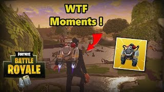 Fortnite Funny and WTF Moments (Battle Royale) Episode. 3