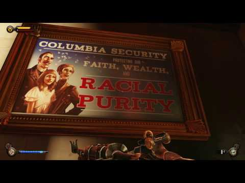 Bioshock Infinite pt 11 : Screw you and your timeline