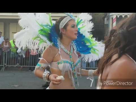 St. Croix US Virgin Islands Carnival 2017