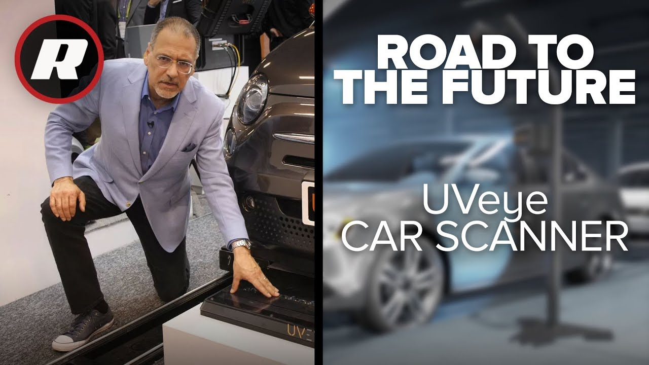Cooley On Cars: See why cars are being put into a giant scanner | Road to the Future