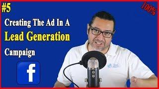 Wie Kann Ich Eine Anzeige In Einer Kampagne Zur Lead-Generierung Im Facebook-Anzeigen