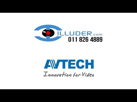 ILLUDER CCTV - AVTech and Control Room Integration