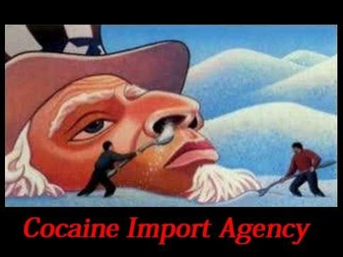 The CIA - Drug Trafficking & American Political Economy of War
