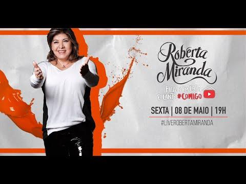 Roberta Miranda | LIVE #FiqueEmCasa #CanteComigo