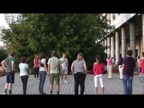 Бесплатные уроки английского языка в парках Москвы