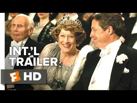 Florence Foster Jenkins Official International Trailer #1 (2016) - Hugh Grant, Meryl Streep Movie HD