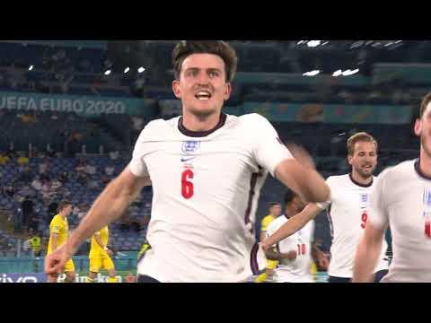 Ukraine England Goals And Highlights