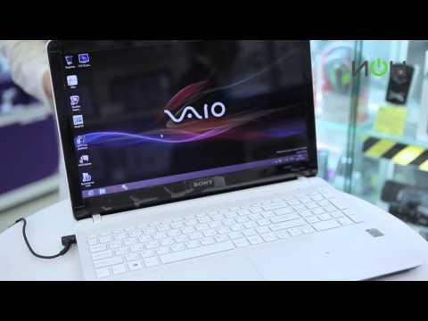 Видео обзор Sony Vaio Fit SVF1521P1RW от ИОН