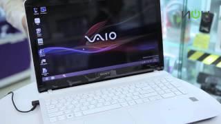 видео Ноутбуки Sony Vaio