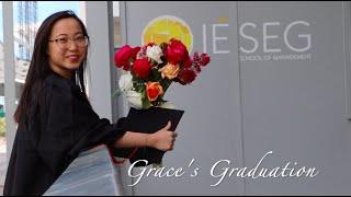 Ma cérémonie de diplôme   IÉSEG   Cinematic Graduation Video