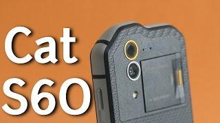 CAT S60 - Análisis y opinión - Camara térmica
