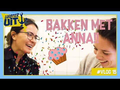 ANNELOTTE HEEL HOLLAND BAKT ER NIKS VAN#vlog15