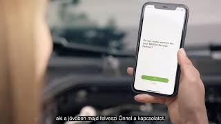 SKODA Connect szervizigény