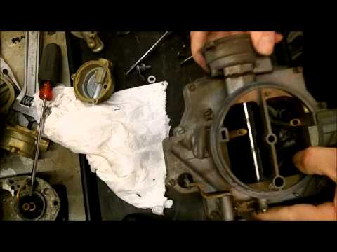 Rochester 4GC Carburetor Choke 4 Jet