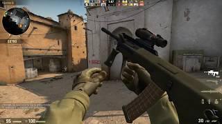 Counter-Strike: Global Offensive   Lol Pero Que Paso Ahí 35 Seg Nos Duraron