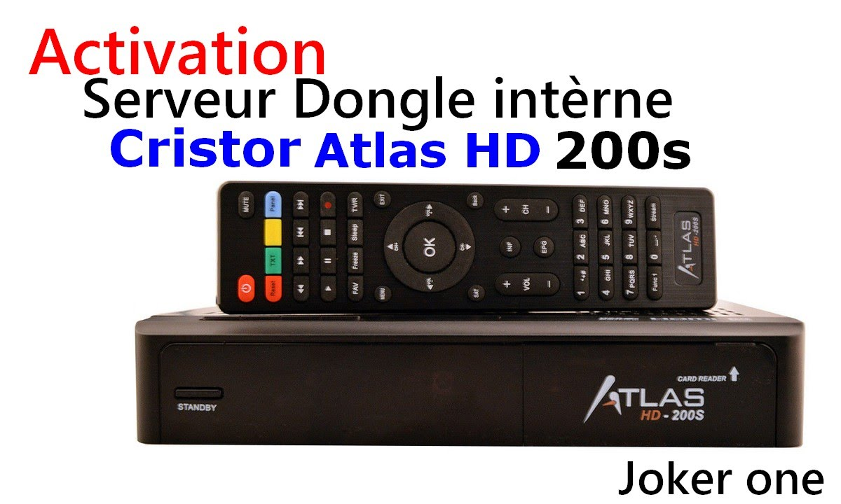 flash cristor atlas 200