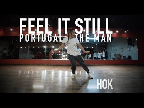 Feel It Still | @Portugaltheman | Choreography By @Hok