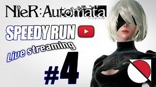 NieR: Automata SPEEDRUN #4