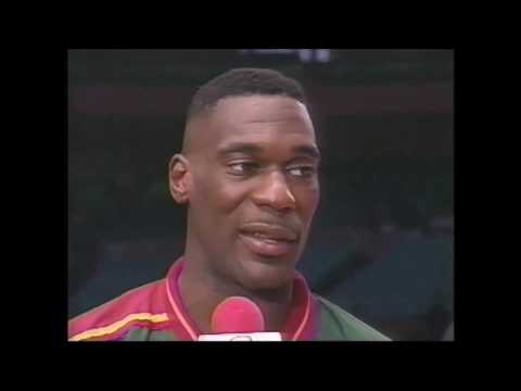 """""""The Glove"""" Gary Payton 1995-96 Road to the NBA Finals (Defensive Player of the Year)"""