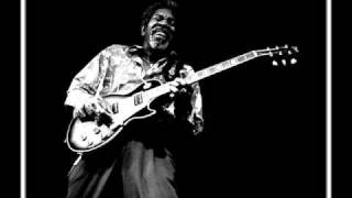 Luther Allison - Cherry red wine