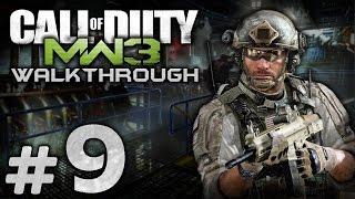 Прохождение Call of Duty: Modern Warfare 3 — Миссия №9: ОСОБО ЦЕННЫЙ ГРУЗ