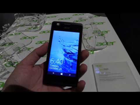 Acer Liquid M220 Plus sehr günstiges Windows Phone Smartphone [Deutsch]