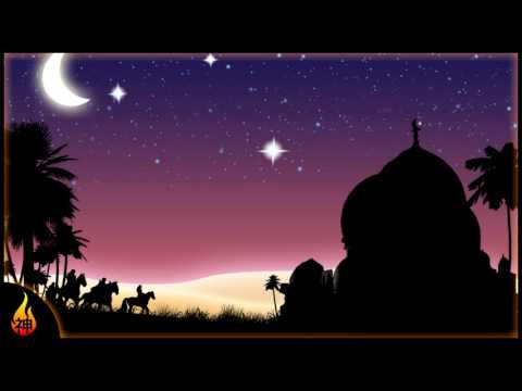 Arabian Music | Evening In The Desert | Relaxing Instrumental Ethnic Music