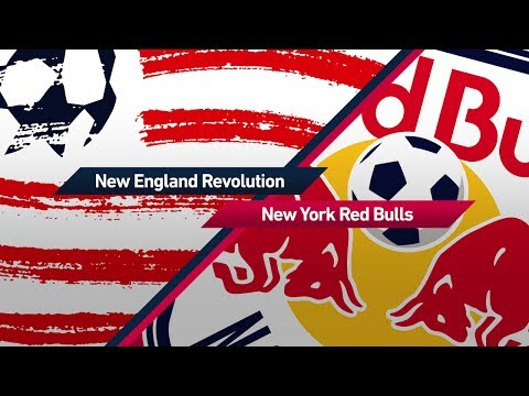 Highlights: New England Revolution vs. New York Red Bulls | July 5, 2017