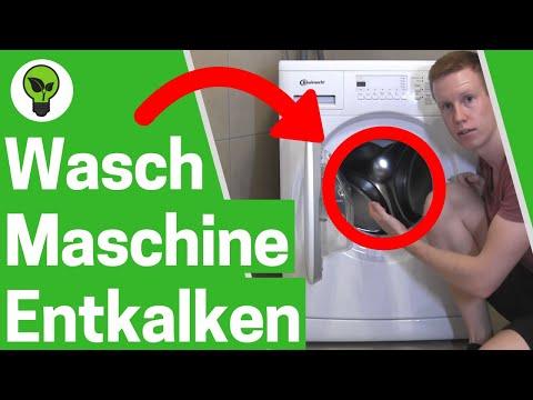 Waschmaschine Entkalken ✅ ULTIMATIVER VERGLEICH Der Hausmittel Zitronensäure, Essig Und Essigessenz!