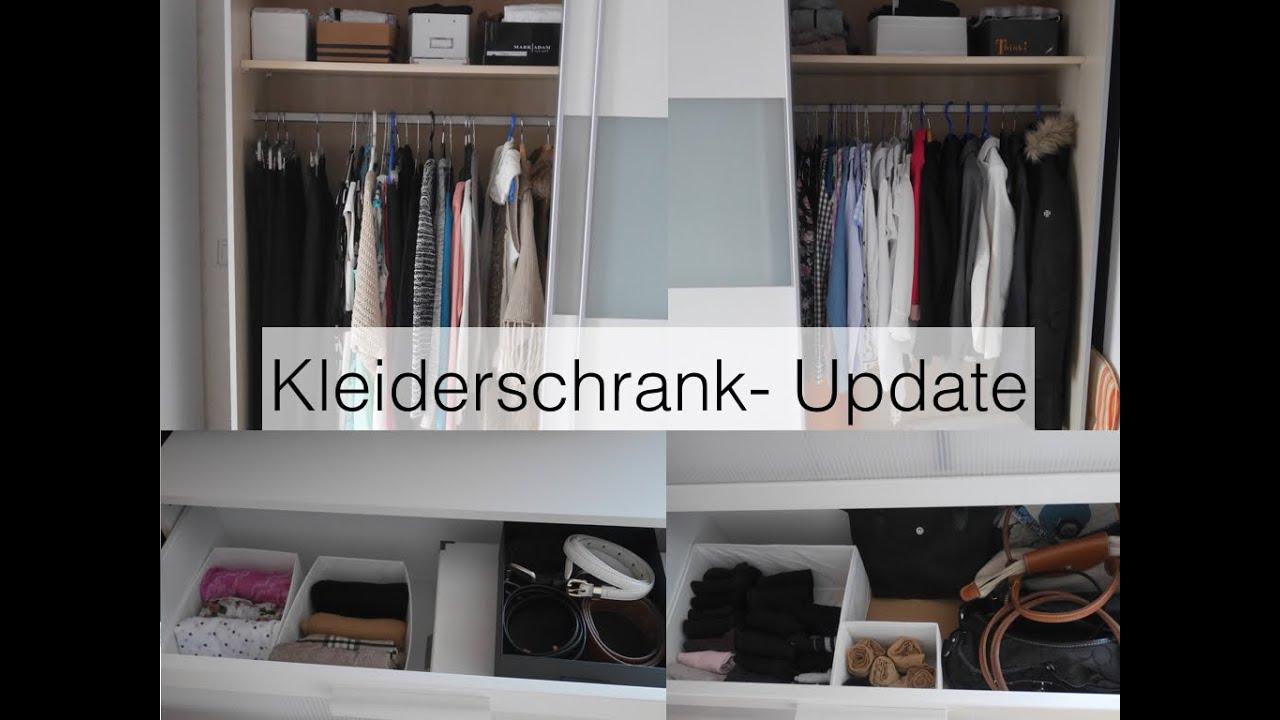 kleiderschrank update youtube. Black Bedroom Furniture Sets. Home Design Ideas