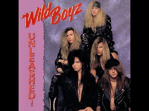 Wild Boyz - I Don't Wanna Cry No More (Unleashed! 2018 Reissue)