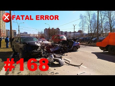 ????????????[ONLY NEW] Russian Car Crash Compilation (4 November 2018) #168