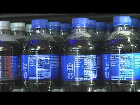 Warning labels proposed for sugary drinks