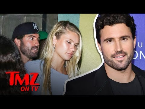 Brody Jenner&39;s Moving Fast With New GF Josie Canseco  TMZ TV