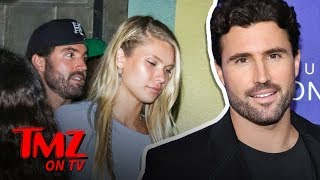 Brody Jenner's Moving Fast With New GF Josie Canseco | TMZ TV