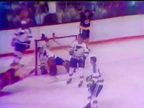Bobby Orr - 1970 Stanley Cup winning goal