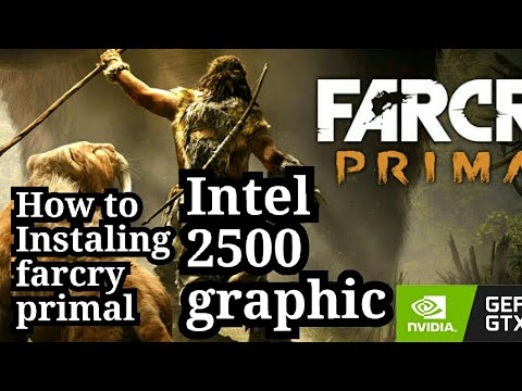 FARCRY PRIMAL GAME INSTELL VIDEO |