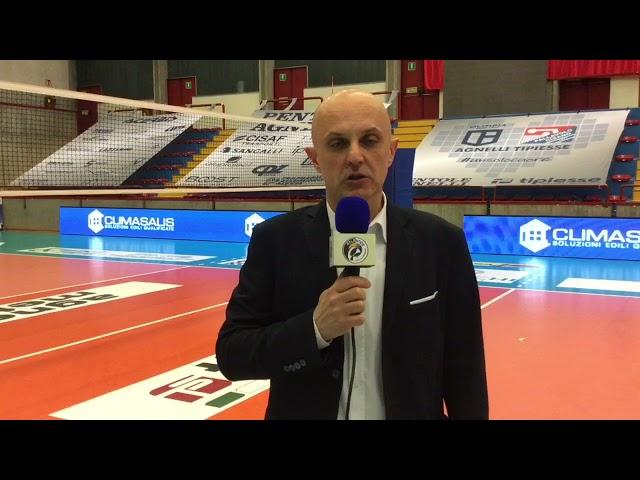 Zambonardi dopo l'impresa contro Bergamo: è semifinale!