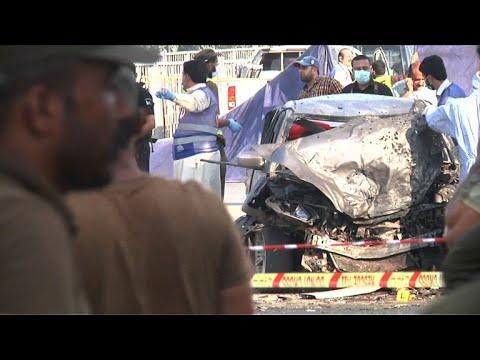 Blast Kills At Least 20, Injures Dozens In Pakistan's Lahore