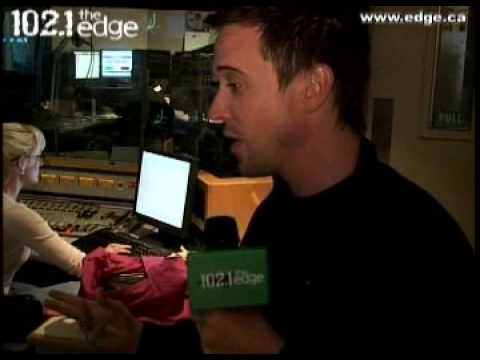 Billy Talent gives us a tour of the Edge offices