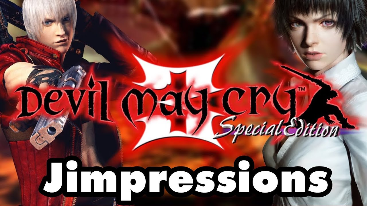 Devil May Cry 3 Special Edition - Upping The Dante (Jimpressions)