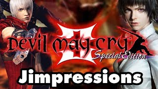 Devil May Cry 3 Special Edition - Upping The Dante (Jimpressions) (Video Game Video Review)