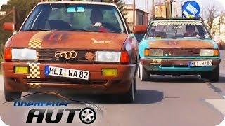 Rat Style vs. Holzfurnier PART 1/2 - Abenteuer Auto