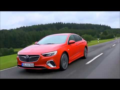 New OPEL INSIGNIA GSi VS HONDA ACCORD 2018 Test drive – CAR review