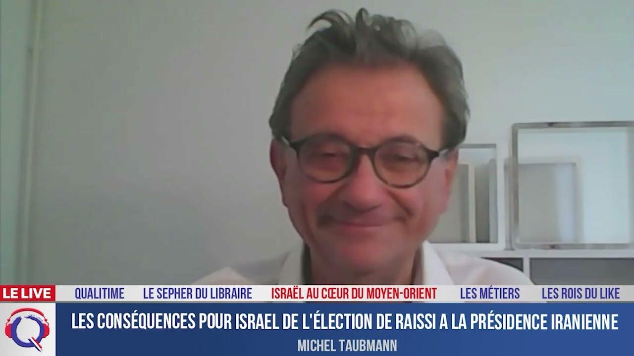 Les conséquences de l'élection d'Ibrahim Raissi à la présidence iranienne - IMO#141