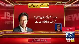 Imran Khan Niazi elected as 22nd Prime Minister of Pakistan