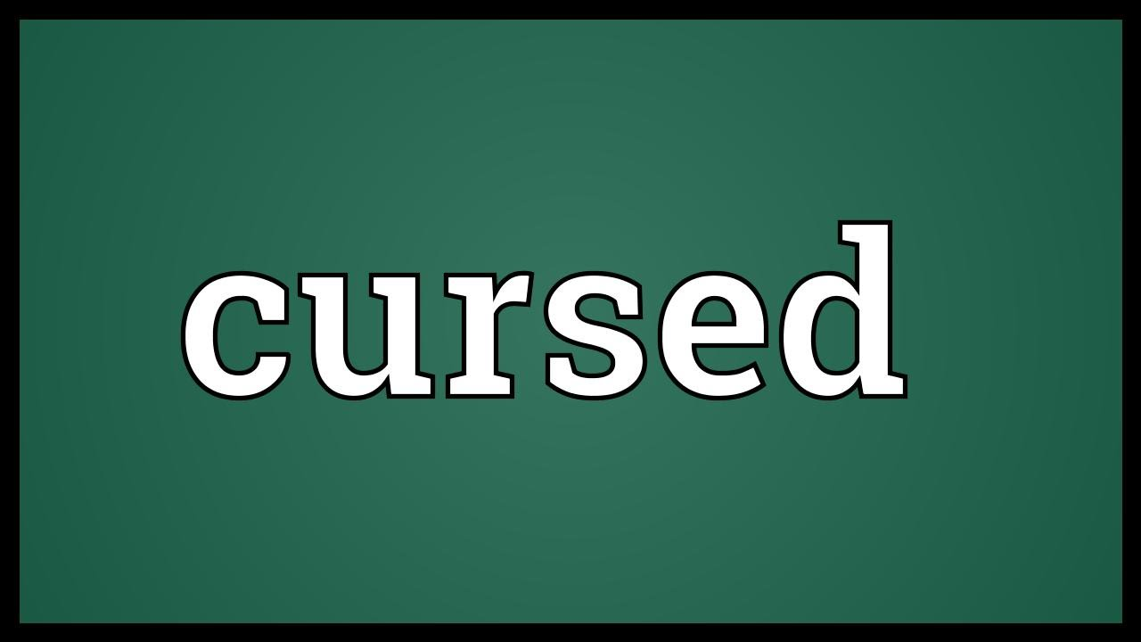 The meaning of the word cursed in Russian 48