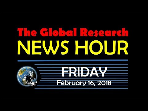 Fund Raiser for Global Research News Hour