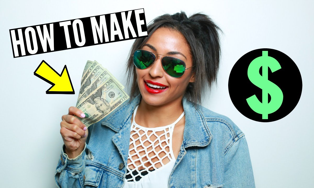 How to make good easy money fast as a teenager